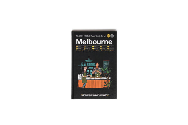 Melbourne - The Monocle Travel Guide Series