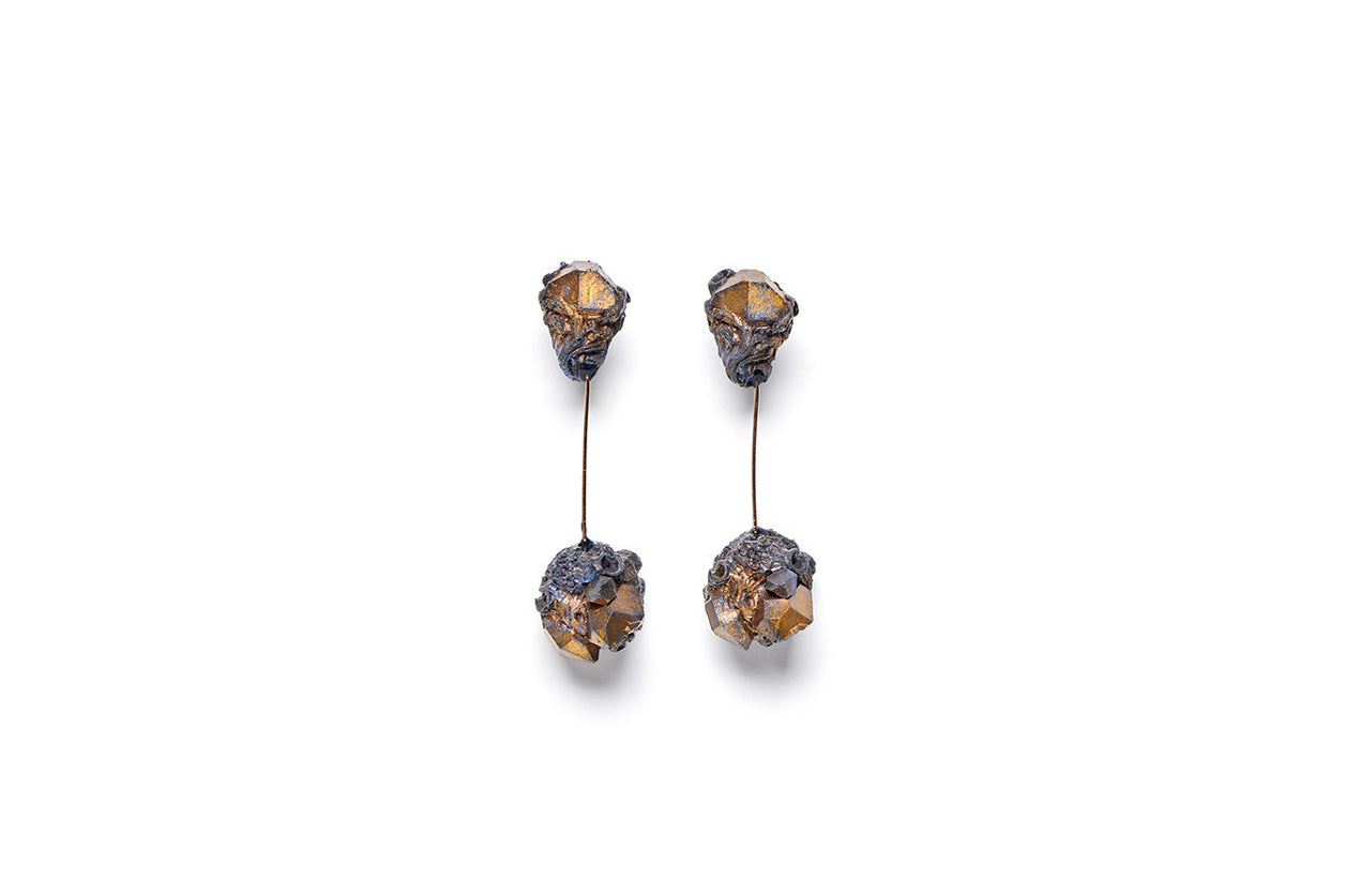 Aimee Fairman for NGV Long Drop Earrings