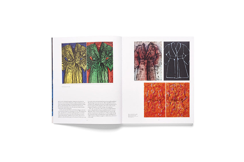 Jim Dine: A Life in Print