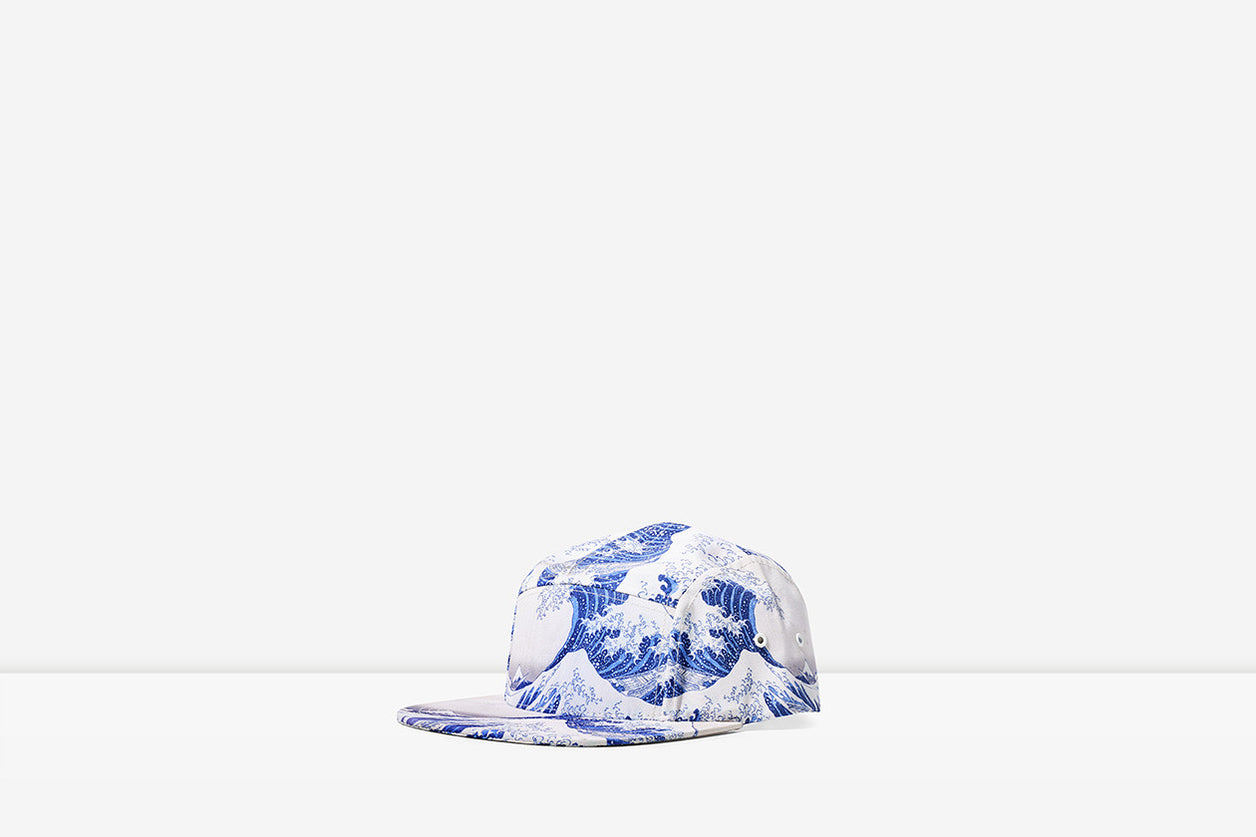 cap the great wave off kanagawa the great wave ngv design store