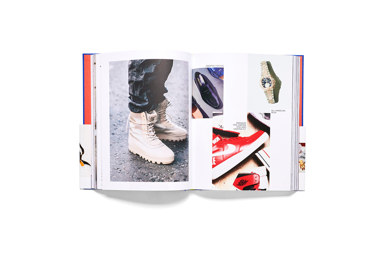 Incomplete: Highsnobeity Guide to Street Fashion and Culture.