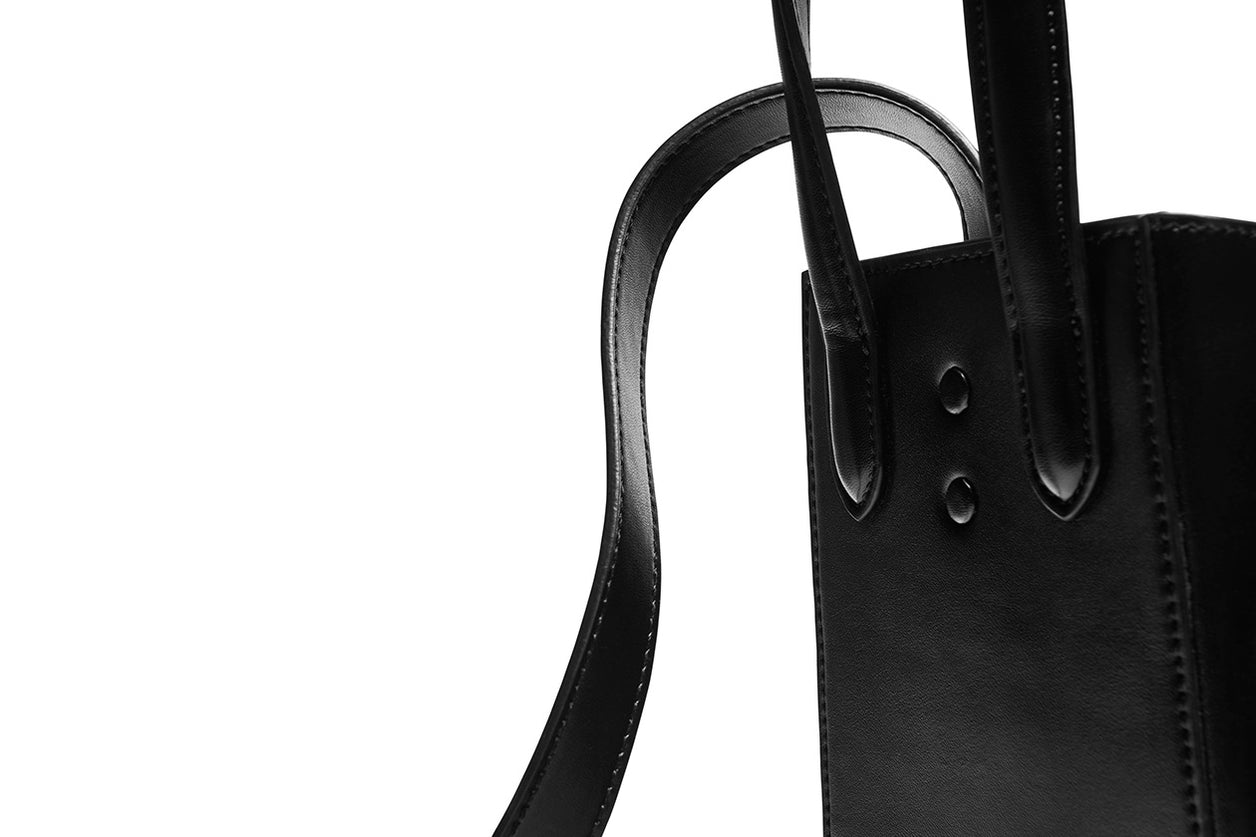 Eight black handbag