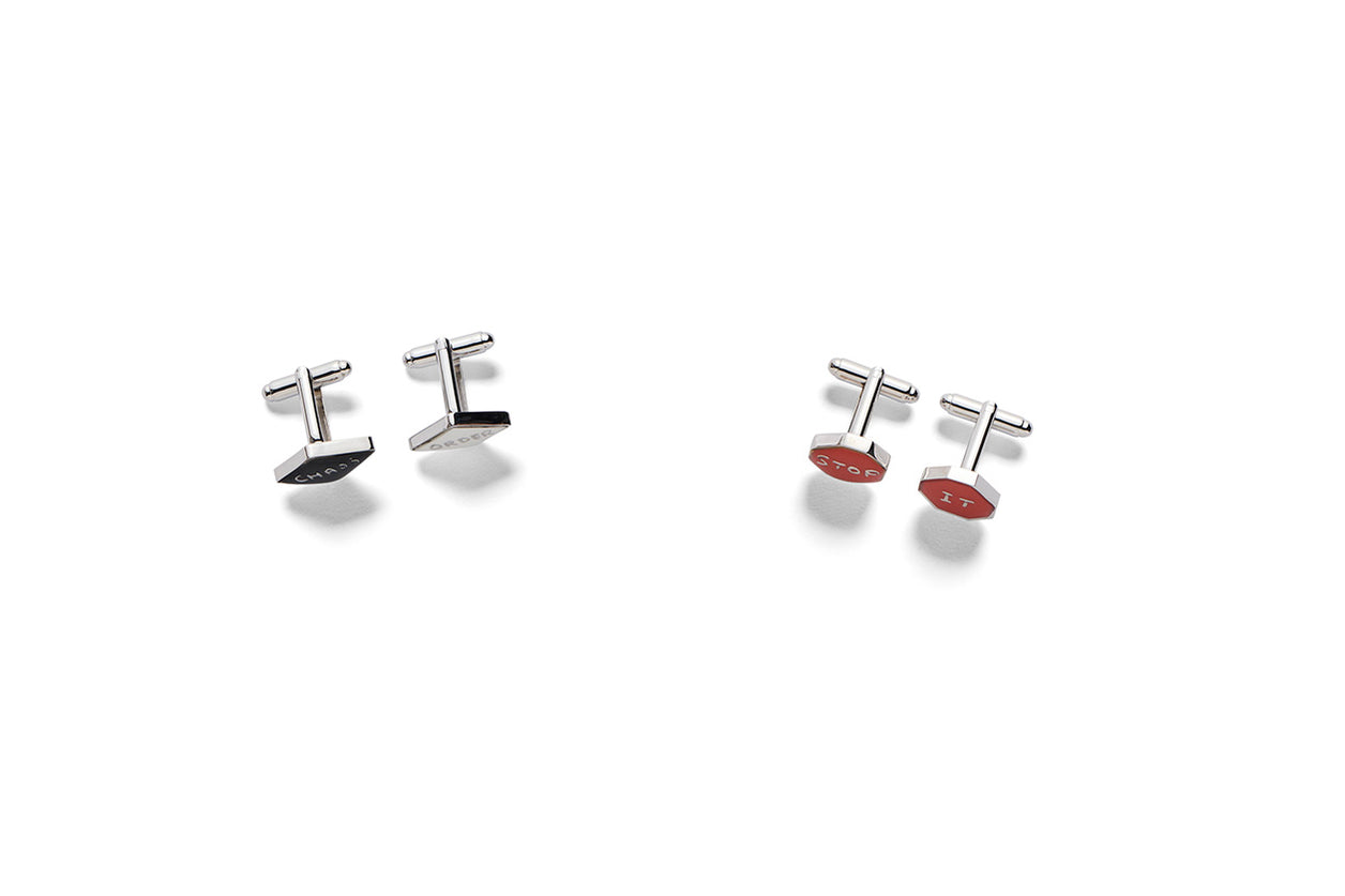 David Shrigley Cufflinks