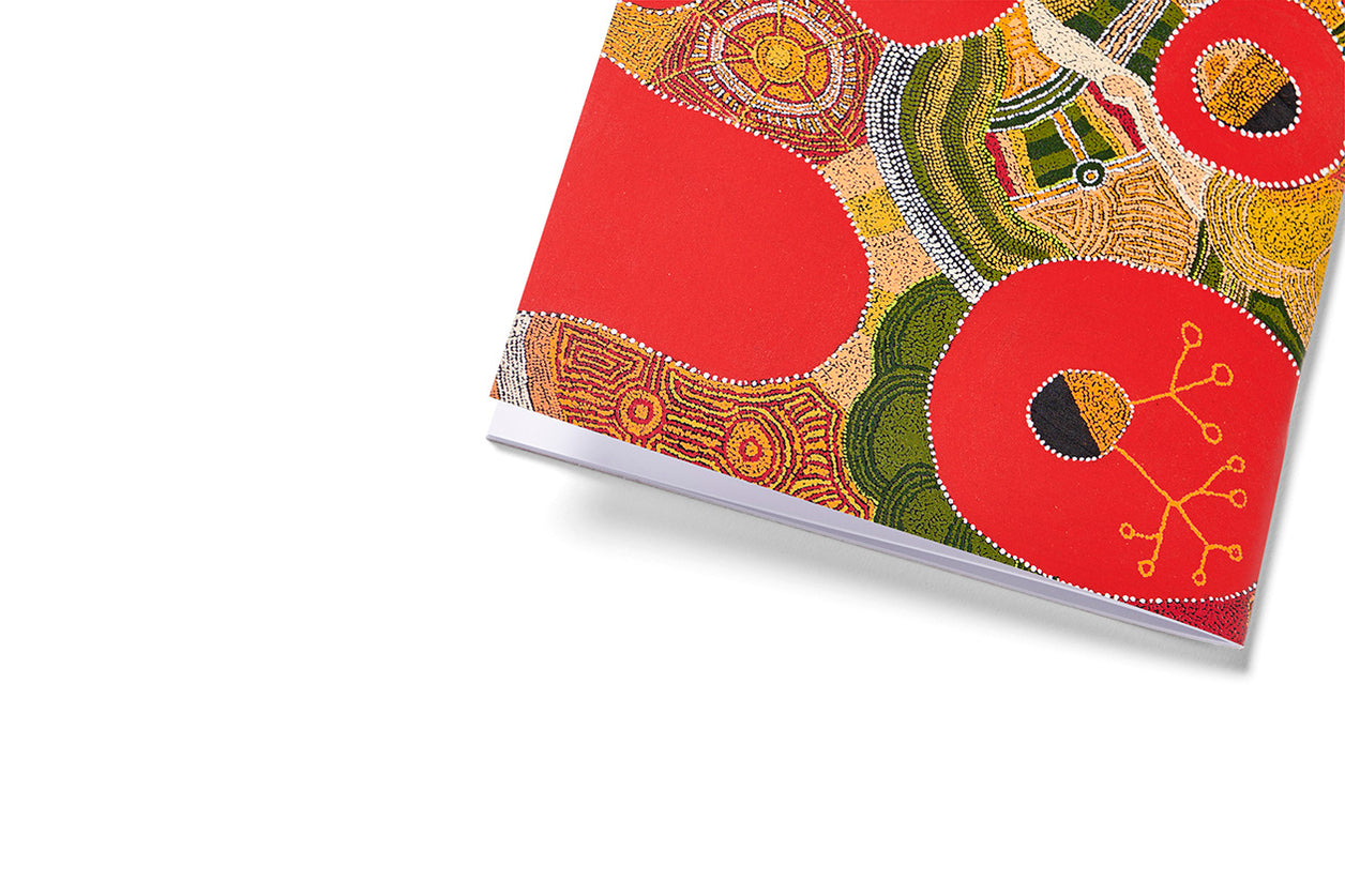 Notebook Puli murpu – Mountain range