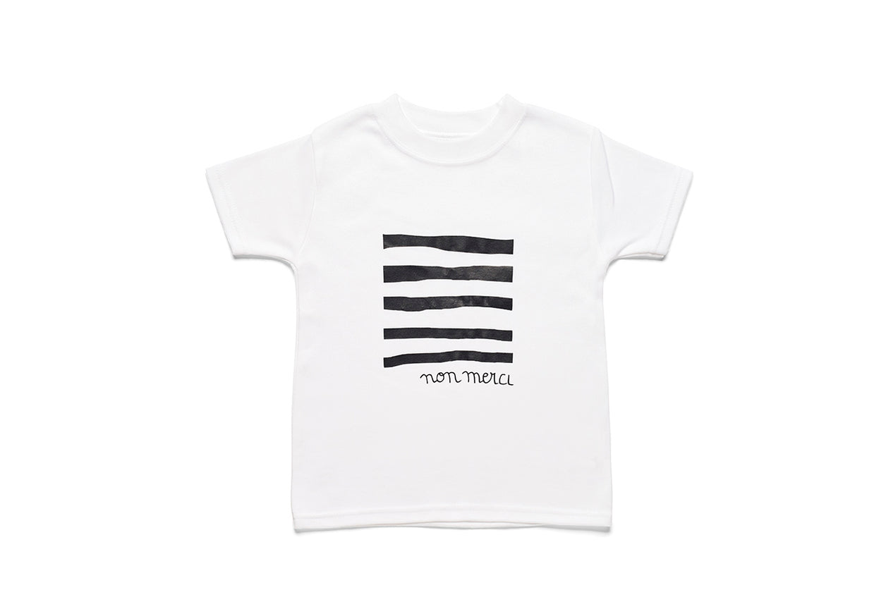 Kids T-Shirt Non Merci