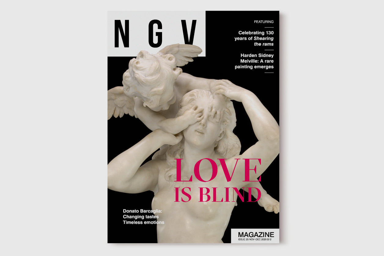 NGV Magazine -Nov/Dec 2020 issue 25