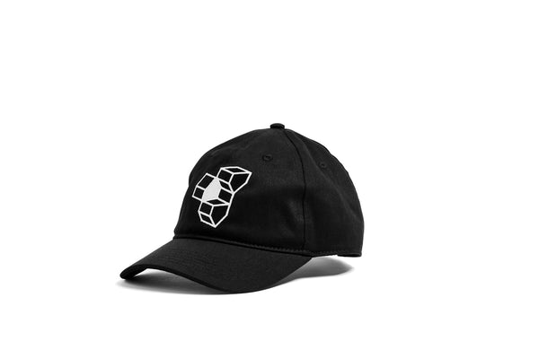 Cap Black House Sketch Embroidered nendo