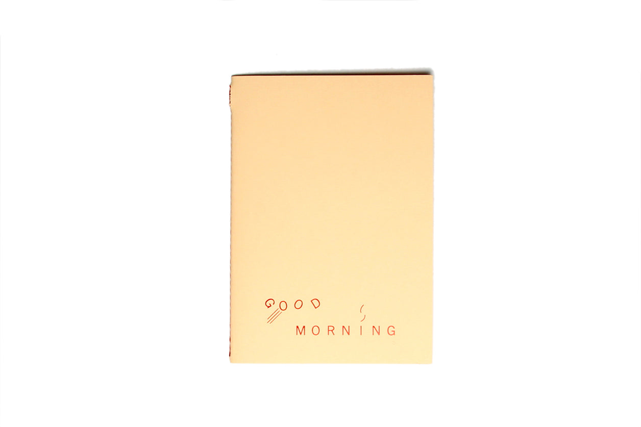 Notebook Good Morning