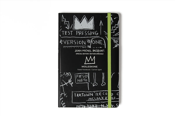 Notebook Black Sketch Large Basquiat