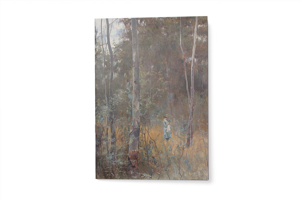 Notebook Frederick McCubbin Lost