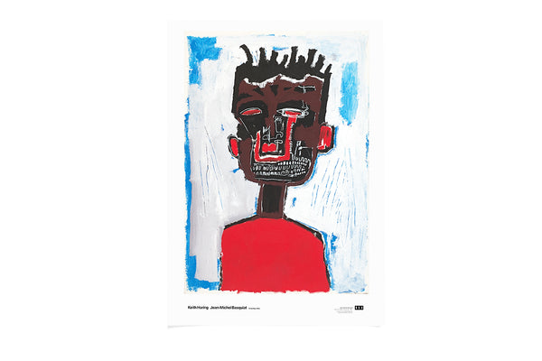 Poster Self Portrait 1984 Jean-Michel Basquiat
