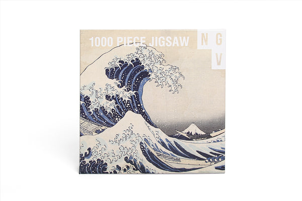 Jigsaw Puzzle Great Wave