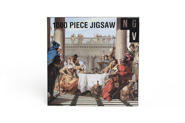 Jigsaw Puzzle Banquet of Cleopatra
