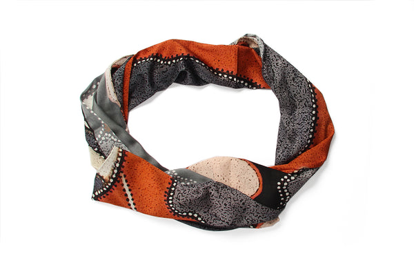 Silk Scarf Ngali Common Ground 4