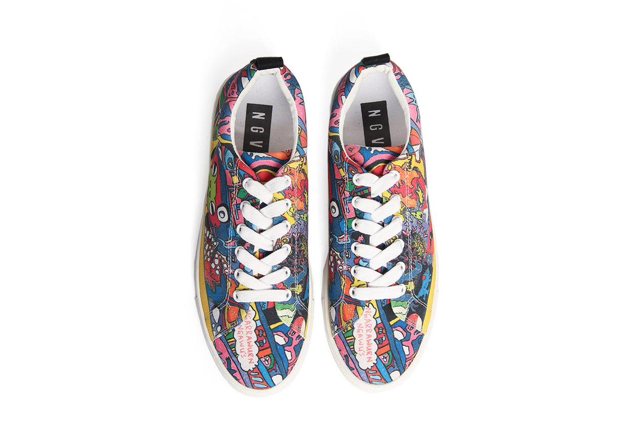 Claudia Moodoonuthi Sneakers Mens