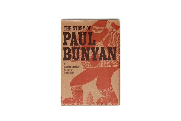 Story of Paul Bunyan