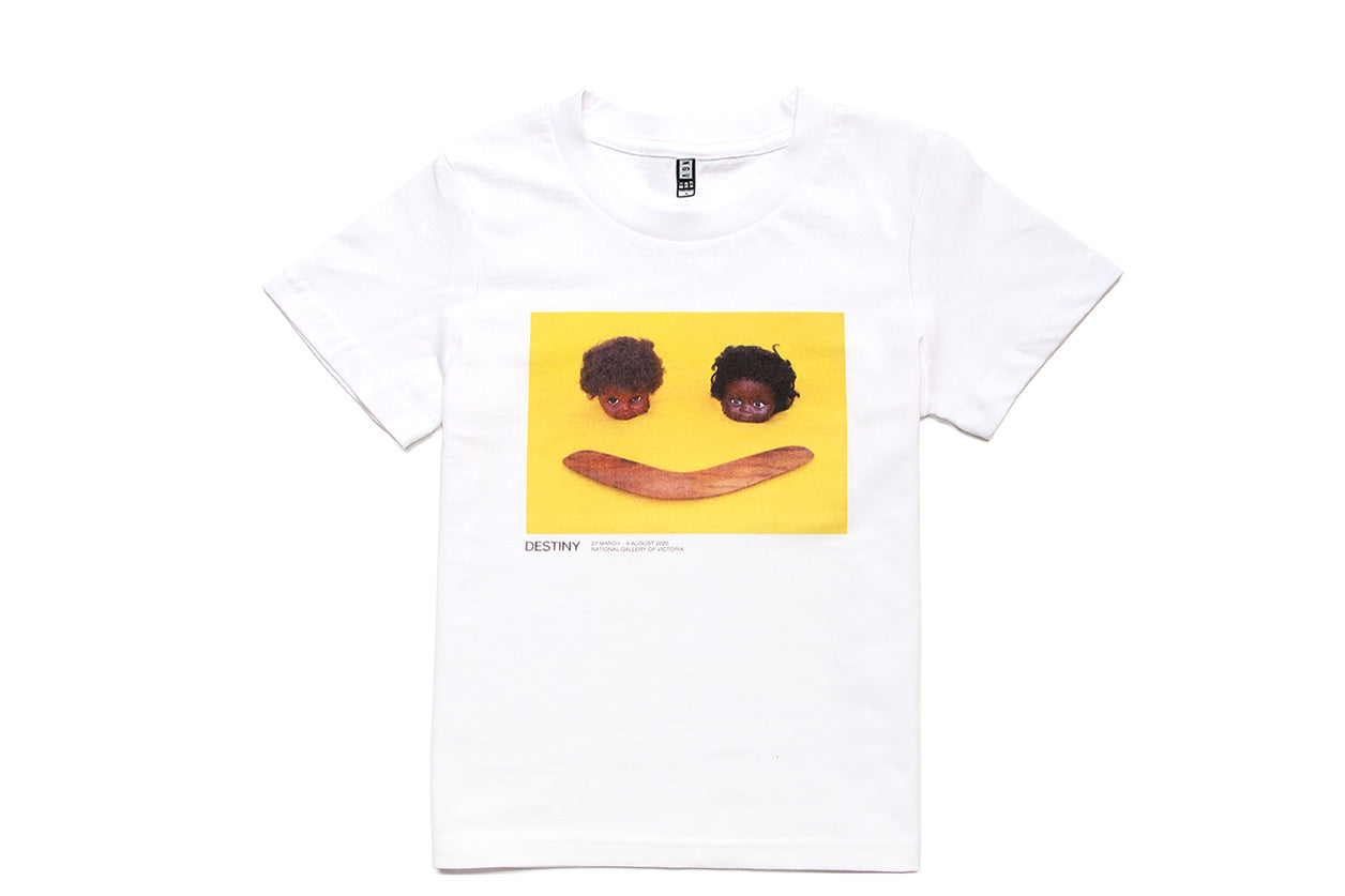 Kids T-shirt Destiny Deacon Smile