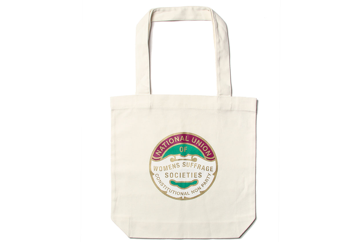 Suffragette Women's Society White Tote