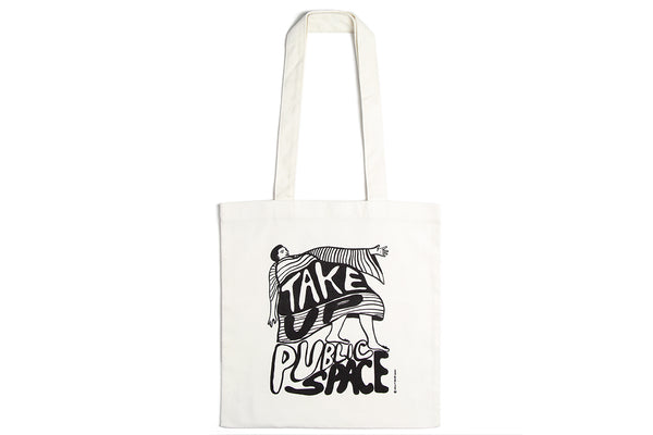 Kelly Doley Take Up Public Space Tote