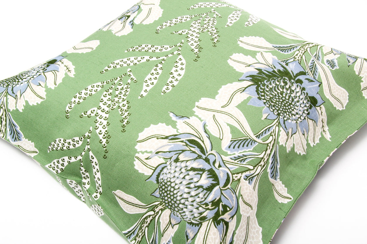 Cushion Cover Imperial Waratah Forest 50x50cm