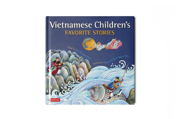 Vietnamese Children's Favourite Stories