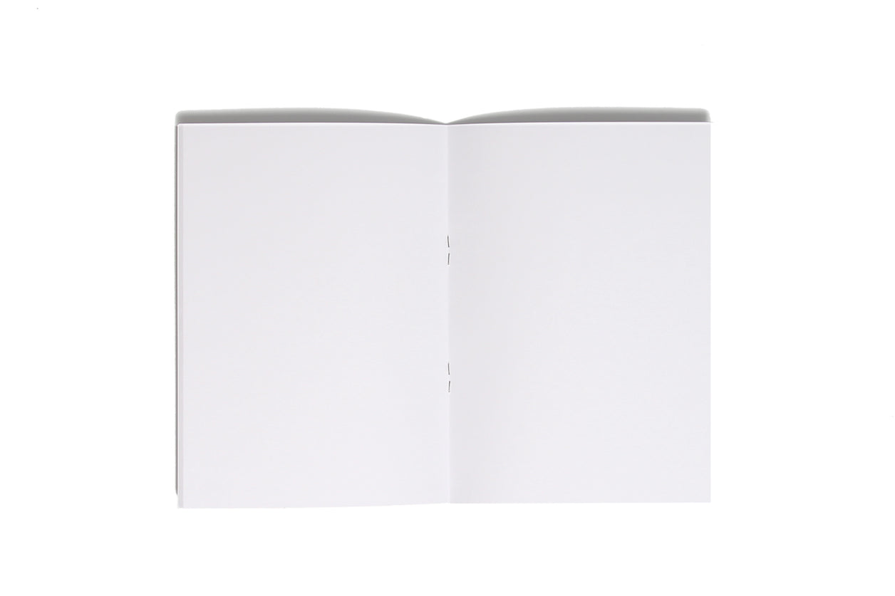 Notebook Softcover Armoured General Black And White