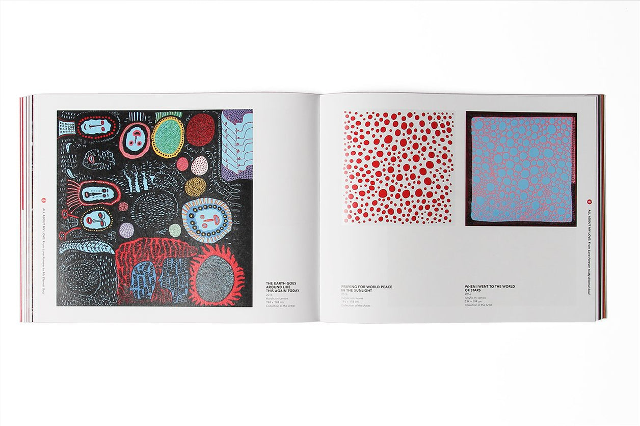 Yayoi Kusama : All About My Love