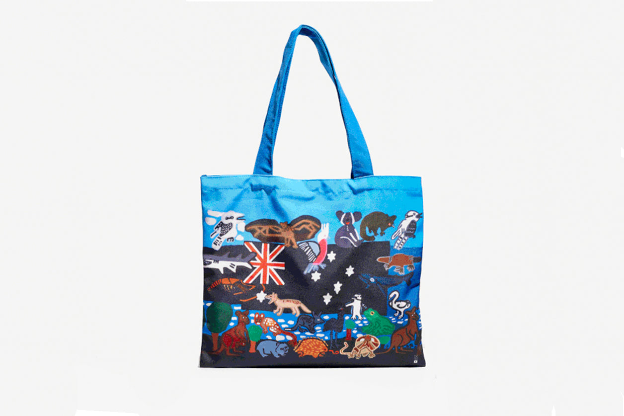 Tote Bag Australiana