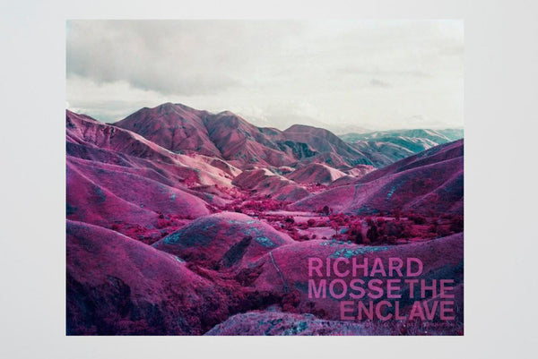 Richard Mosse <br/><em>Nowhere to run</em> 2010 <br/>(The Enclave Poster 2015)