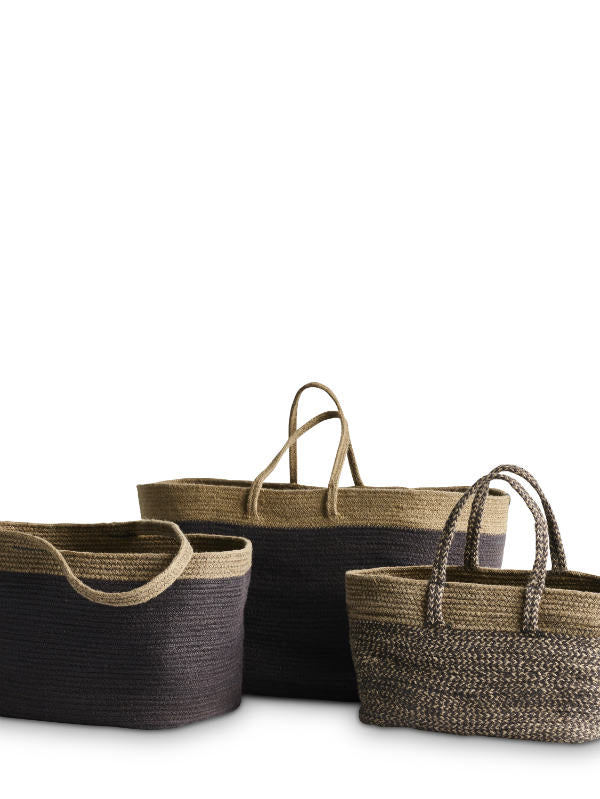 new ranges of baskets, bags and storage