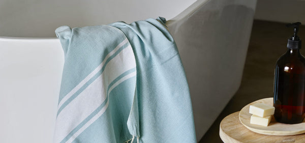 Washing your bed linen and towels