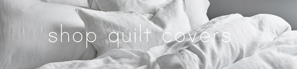 Shop quilt covers,doona covers and duvet sets.
