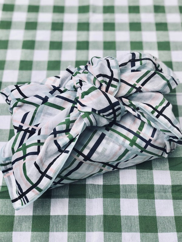 Check it Wrap + Cover-Table Linen-Sheets on the Line