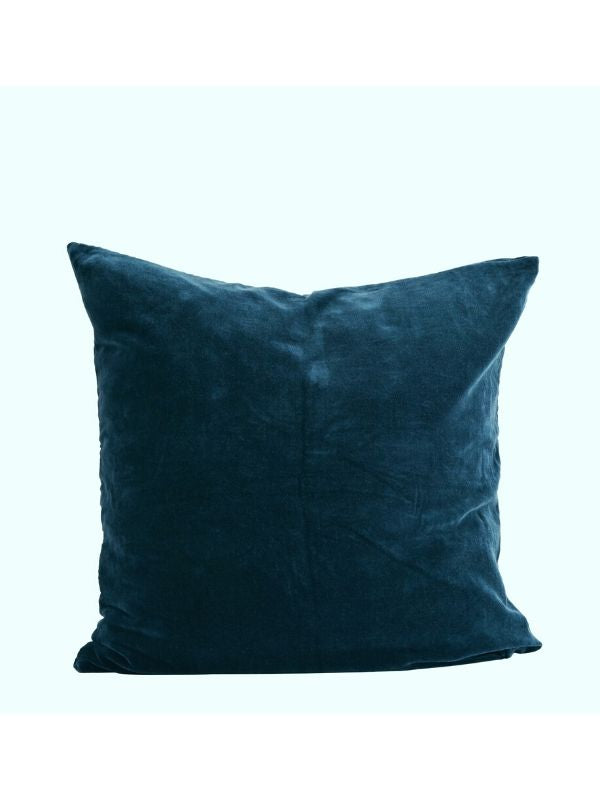 MS Velvet Cushion 60 x 60cm-Decor Cushion-Sheets on the Line