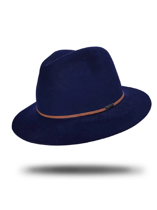Fedora Hat-Accessories-Sheets on the Line