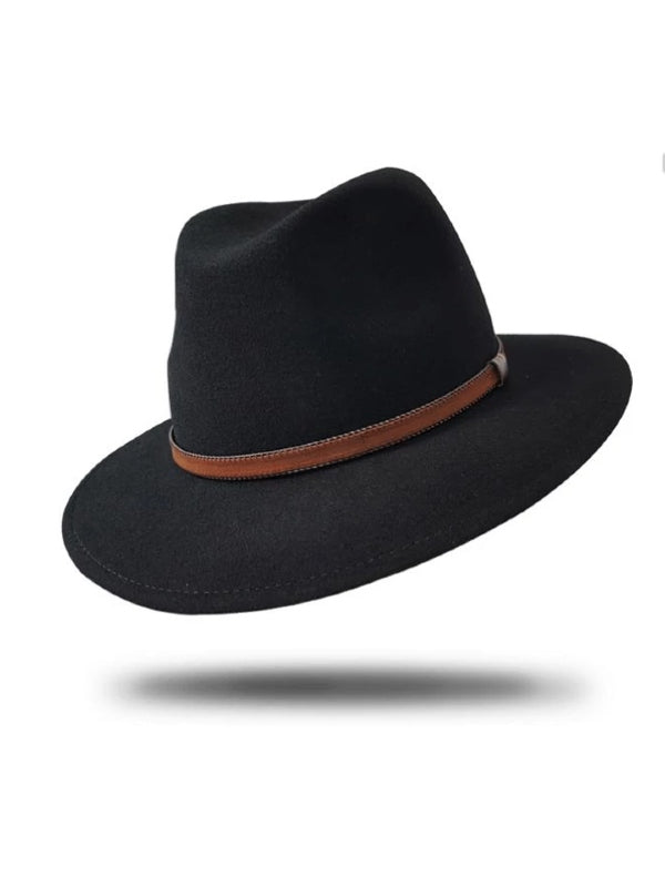 Stanton Classic Felt Hat-Accessories-Sheets on the Line