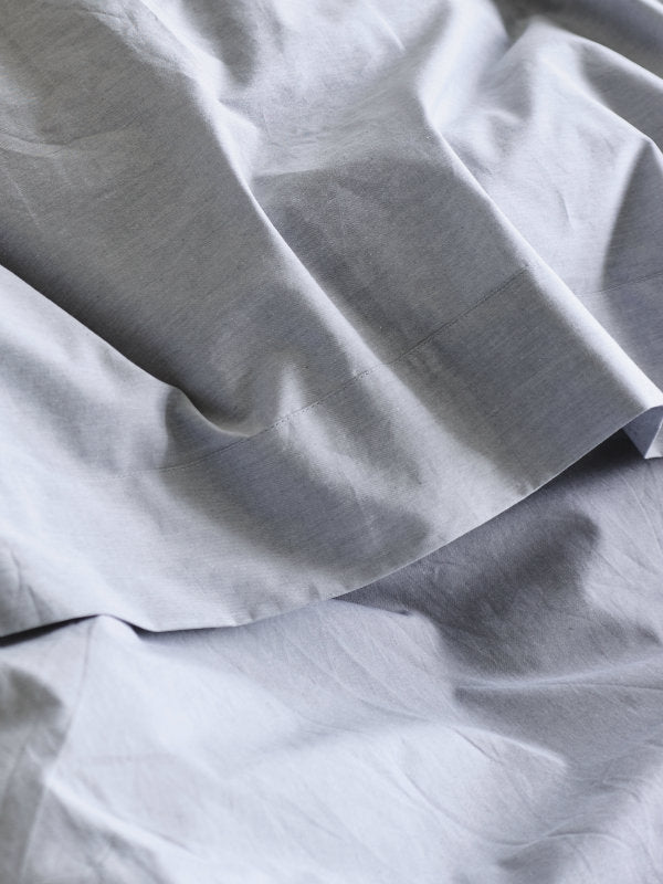 Fog - bed linen-Bed Linen - Cotton-Sheets on the Line