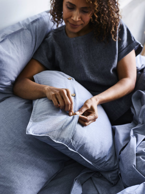 Harbour - bed linen-Bed Linen - Cotton-Sheets on the Line