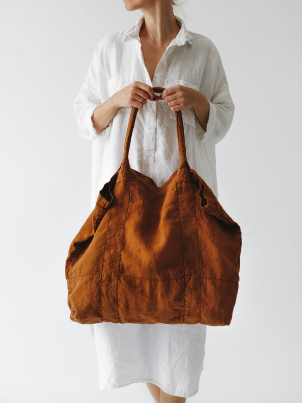 Linen Bag-Bags-Sheets on the Line