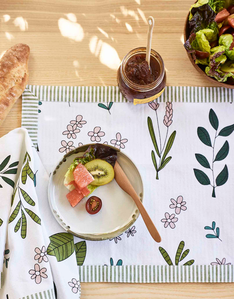 Botany - table linen-Table Linen-Sheets on the Line