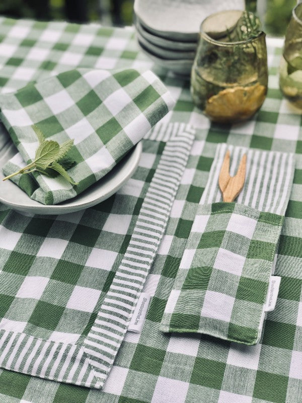 Check it Table-Table Linen-Sheets on the Line
