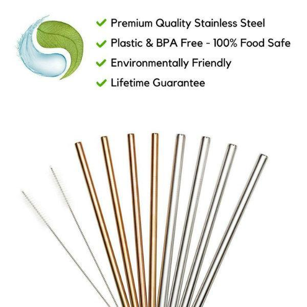 Reusable Straws-Homewares-Sheets on the Line