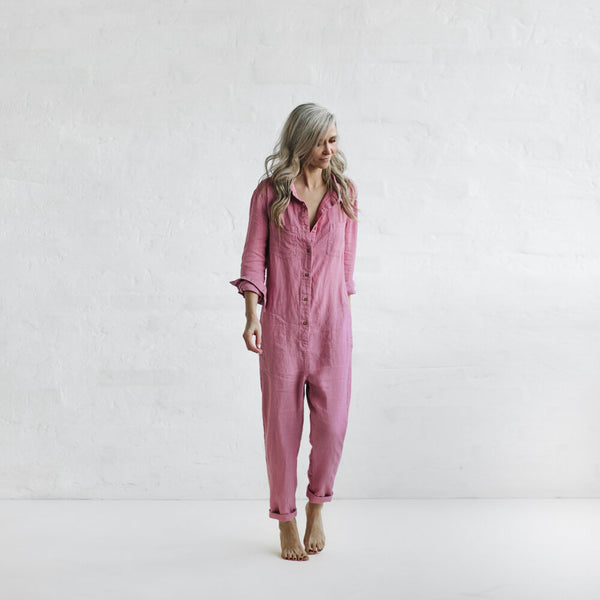 Boiler Suit-Clothing-Sheets on the Line