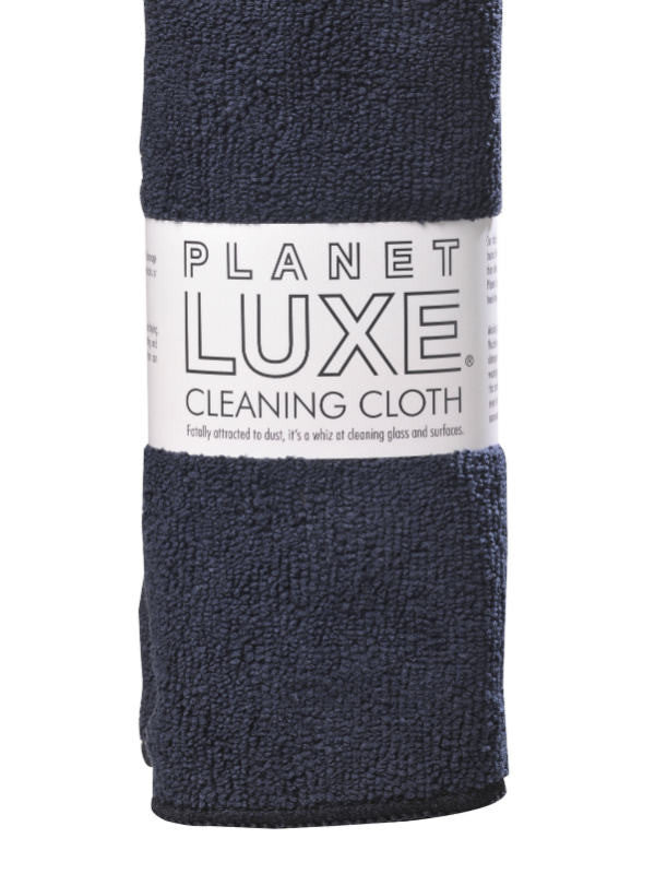 Planet Luxe Cleaning Goods Cleaning Cloth - Black (2 pack)