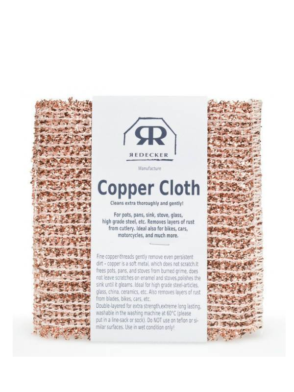 Copper Cloth - set of 2-Cleaning Goods-Sheets on the Line