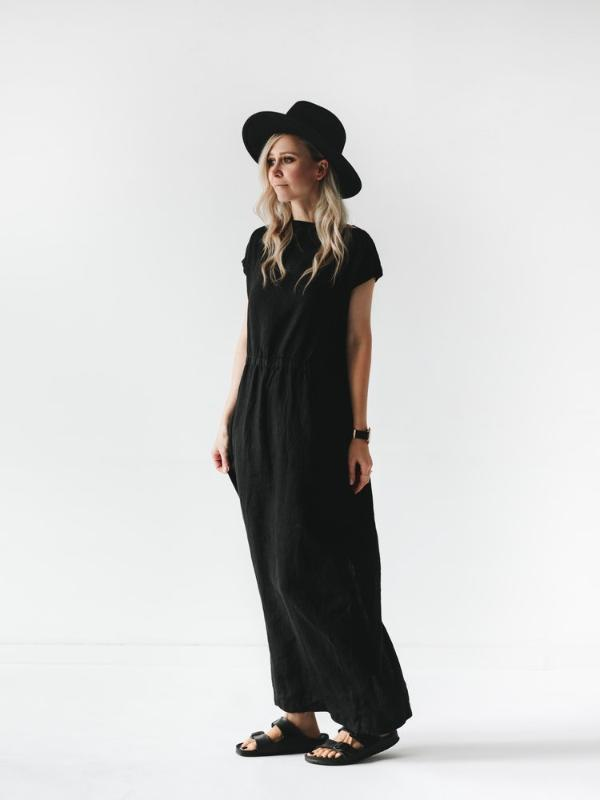 Maxi Dress-Clothing-Sheets on the Line