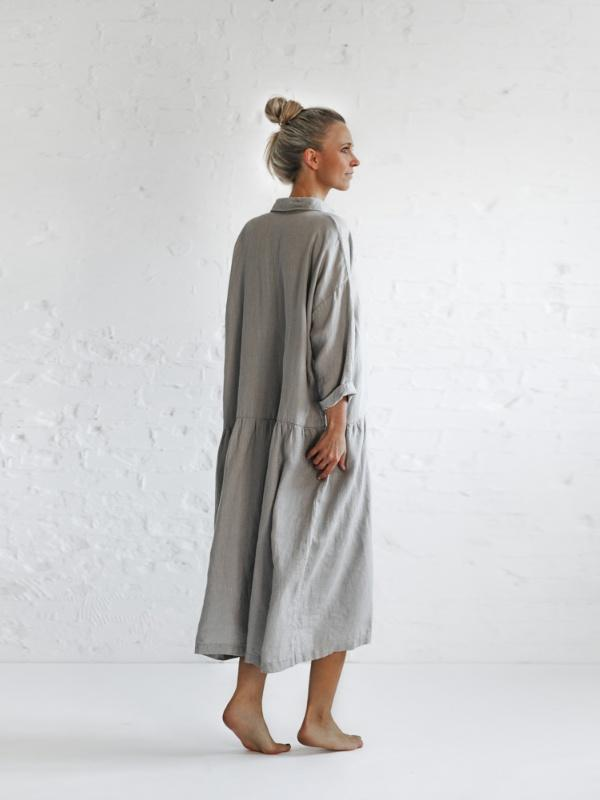 Oversized Dress-Clothing-Sheets on the Line