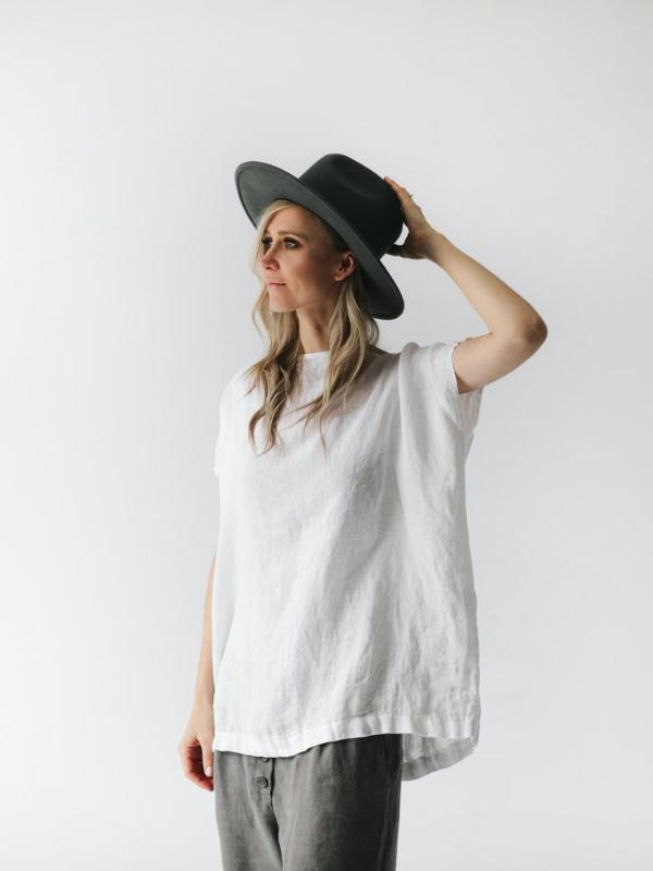 Linen Top-Clothing-Sheets on the Line
