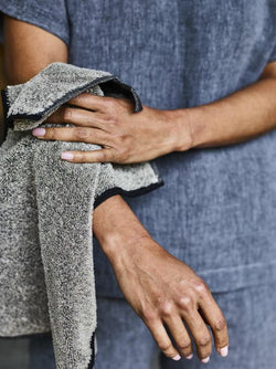 Natural Linen Towel-Body Care-Sheets on the Line