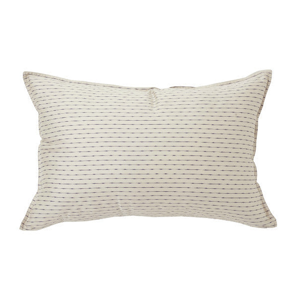 Sheets on the Line Decor Cushion Decor Cushion In Marquise Sand+Storm